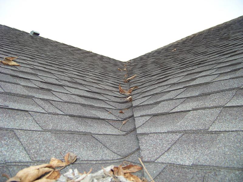 Common Roof Leaks Valley