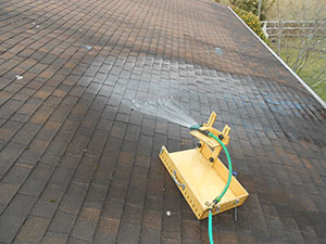 Water Leak From Roof leaking roof shingles